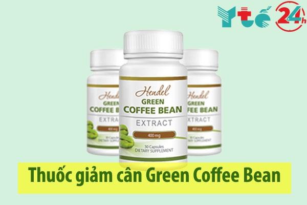 Thuốc giảm cân Green Coffee Bean Extract