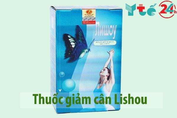 Thuốc giảm cân Lishou