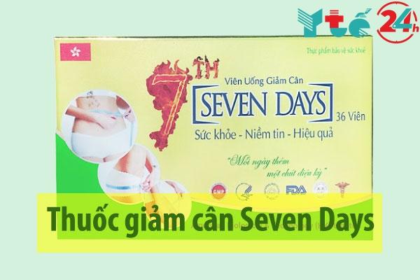 Thuốc giảm cân Seven Days