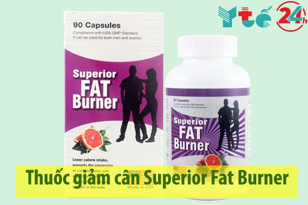 Thuốc giảm cân Superior Fat Burner