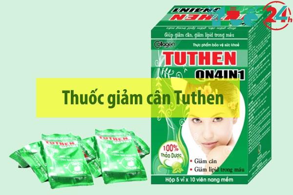 Thuốc giảm cân Tuthen