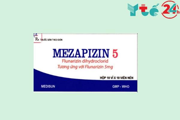 Thuốc Mezapizin 5mg
