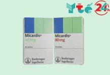 Thuốc Micardis