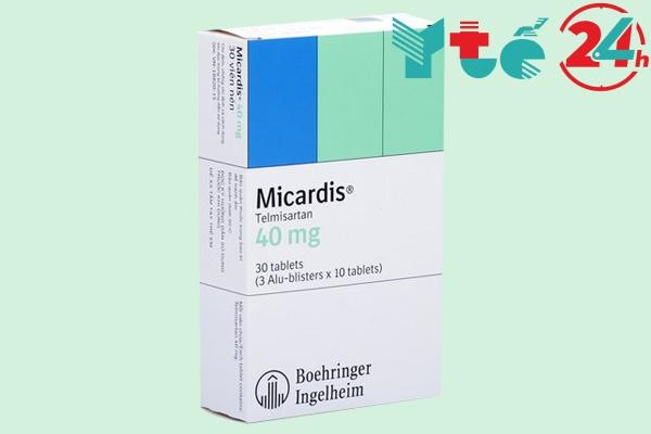 Thuốc Micardis 40mg
