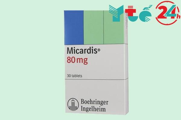 Thuốc Micardis 80mg