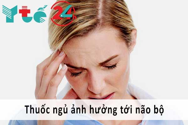 Tác dụng phụ của thuốc ngủ
