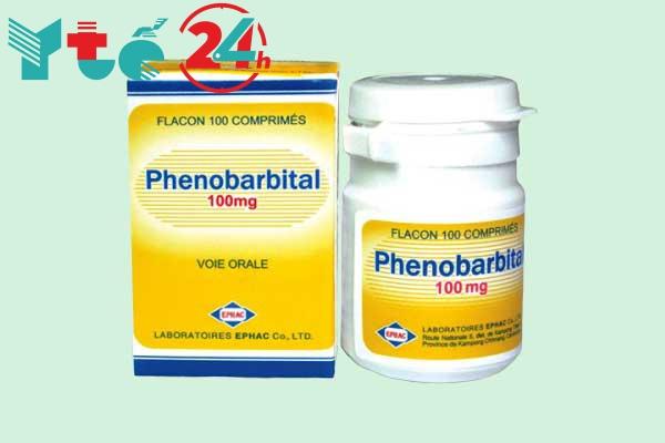 Thuốc ngủ mạnh giá rẻ Phenobarbital