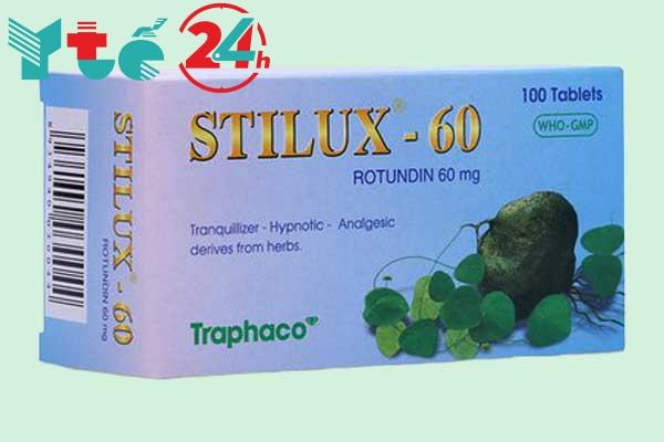 Thuốc ngủ thảo dược Stilux