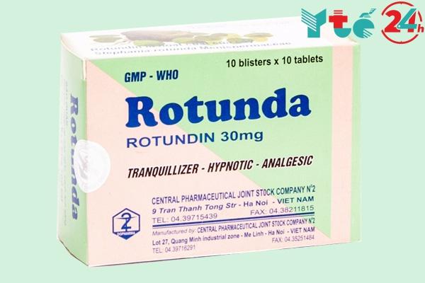 Thuốc ngủ thảo dược Rotunda