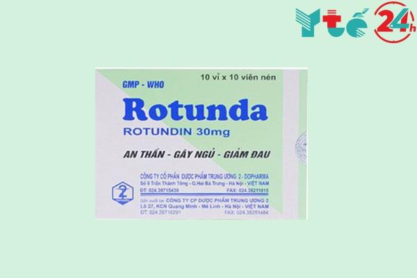 Thuốc Rotunda 30mg
