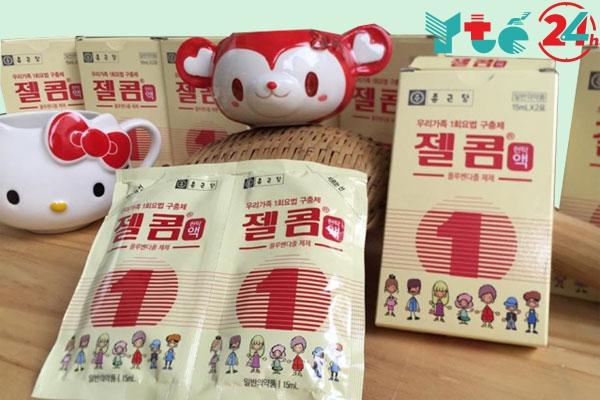 Thuốc tẩy giun Hàn Quốc Zelcom