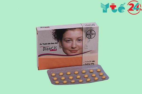 Thuốc tránh thai Diane 35 có tốt không?