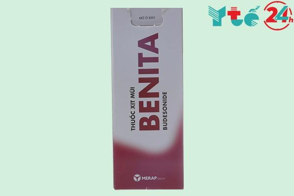 Thuốc trị sổ mũi Benita