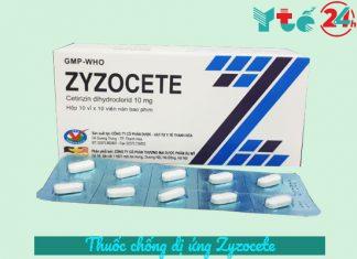 Thuốc dị ứng Zyzocete