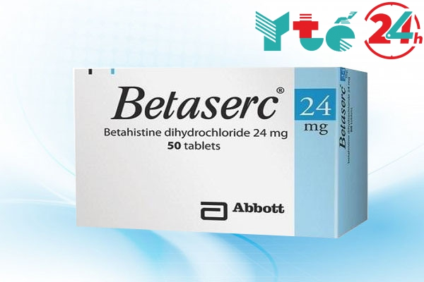 Betaserc 24mg