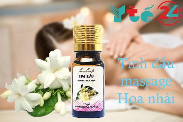 Tinh dầu massage Hoa nhài