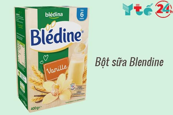 Bột pha sữa Bledina