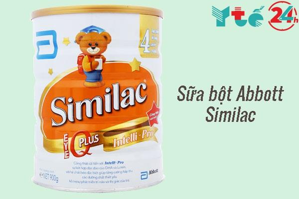 Sữa bột Abbott Similac