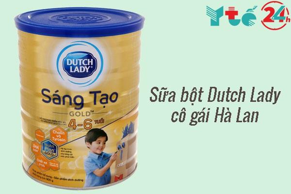 Sữa bột Dutch Lady (cô gái Hà Lan)