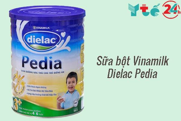 Sữa bột Dielac Pedia