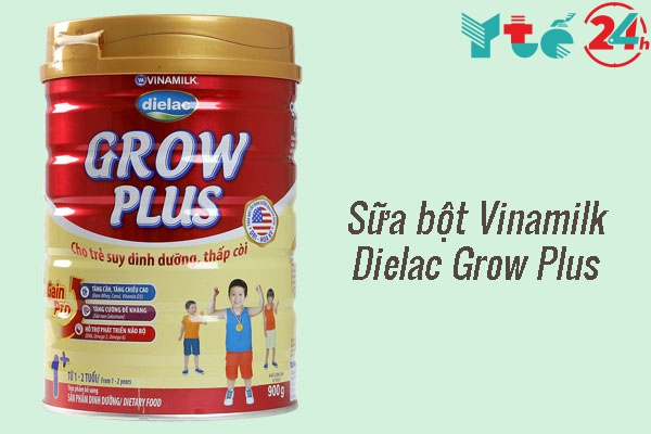 Sữa bột Grow Plus