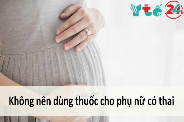 Không nên dùng Vytorin cho phụ nữ có thai