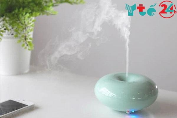 Cách dùng tinh dầu hương nhu