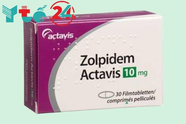 Thuốc chữa mất ngủ Zolpidem