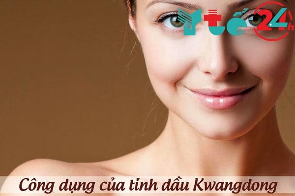 Công dụng của tinh dầu thông đỏ Kwang Dong