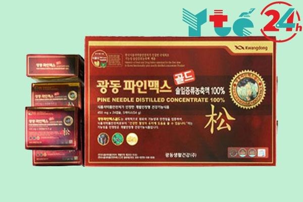 Đánh giá tinh dầu thông đỏ Kwangdong từ chuyên gia