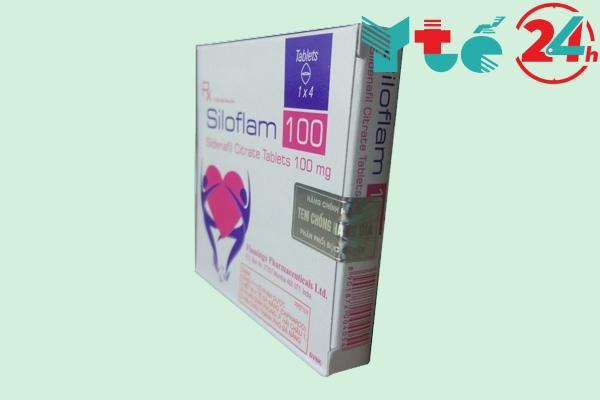 Tác dụng của Siloflam 100