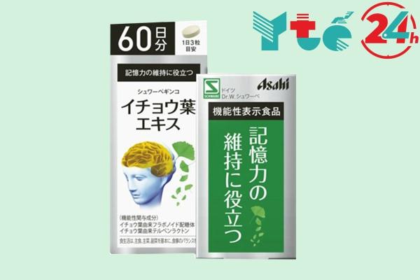 Thuốc bổ não của Nhật Asahi