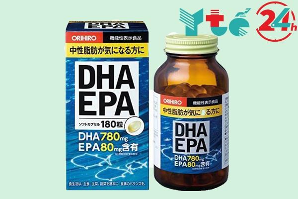 Thuốc bổ não của Nhật DHA EPA