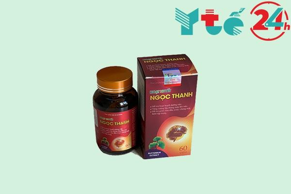 Thuốc bổ não của Việt Nam Hoạt Huyết Ngọc Thanh