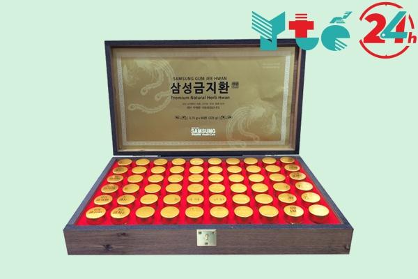 Thuốc bổ não Hàn Quốc An Cung Ngưu Hoàng Hoàn