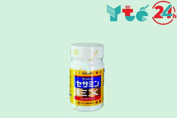 Thuốc bổ não Nhật Bản Suntory