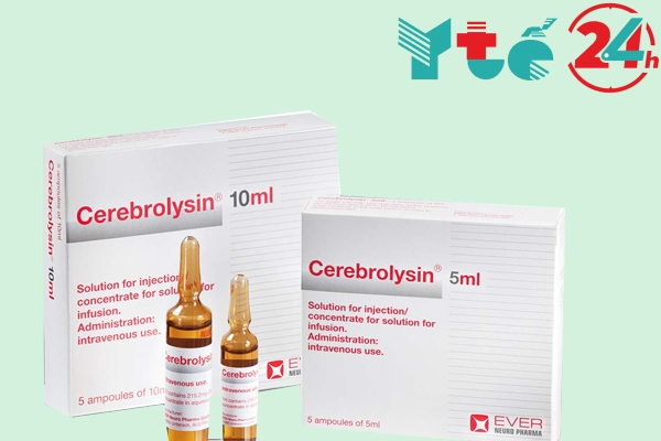 Thuốc tiêm bổ não Cerebrolysin