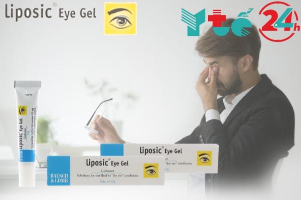 Bệnh khô mắt ngày càng phổ biến