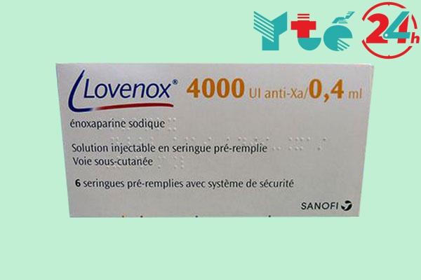 Thuốc Lovenox là gì?