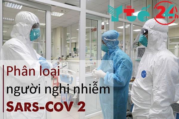 Nguyên tắc phân loại, cách ly người nhiễm, nghi nhiễm COVID-19
