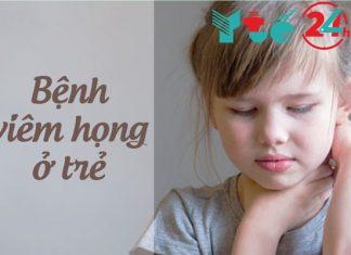 Tìm hiểu về bệnh viêm họng ở trẻ