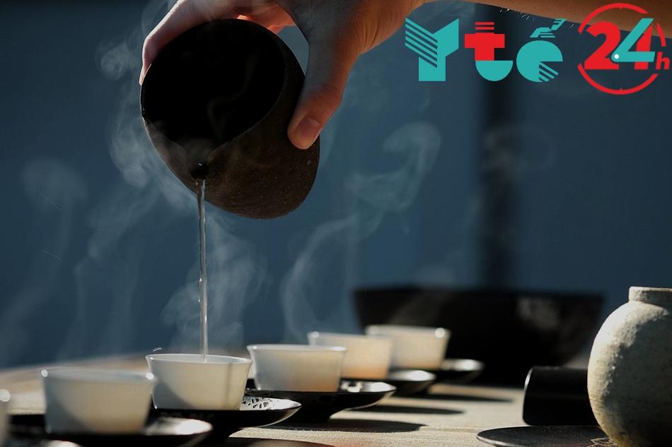 Cách dùng trà thảo mộc