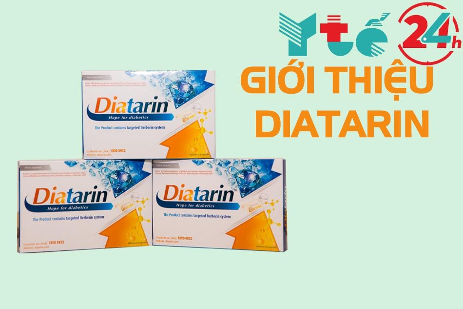 Một số thông tin về Diatarin