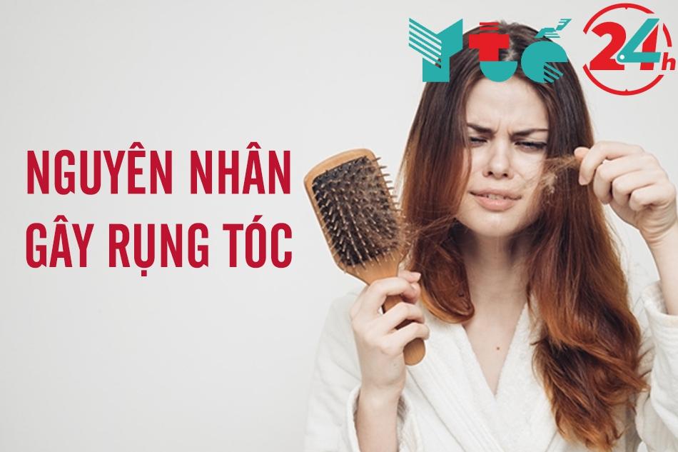Nguyên nhân gây tình trạng rụng tóc