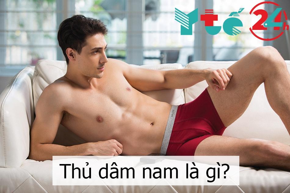 Thủ dâm nam là gì?