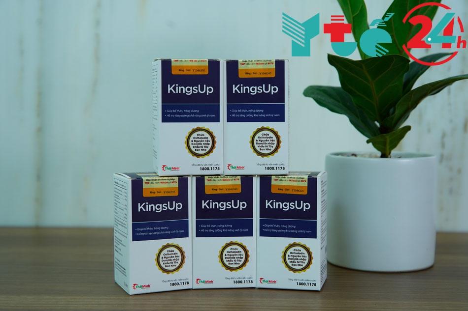 Giá bán của KingsUp chính hãng