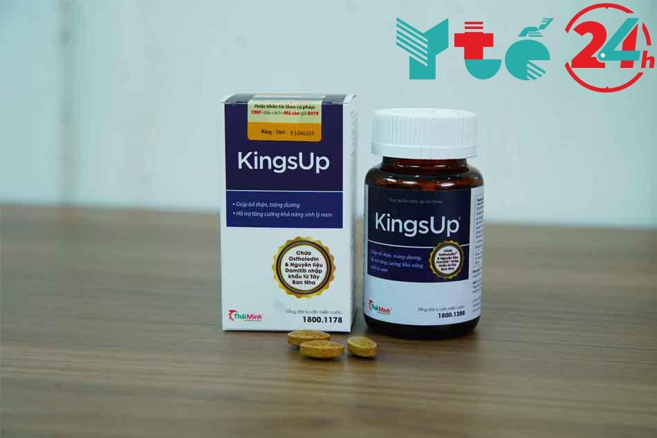Tác dụng của KingsUp