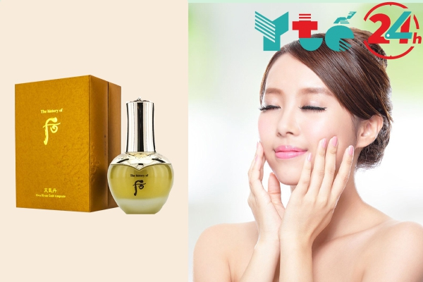 Whoo hwa hyun gold ampoule