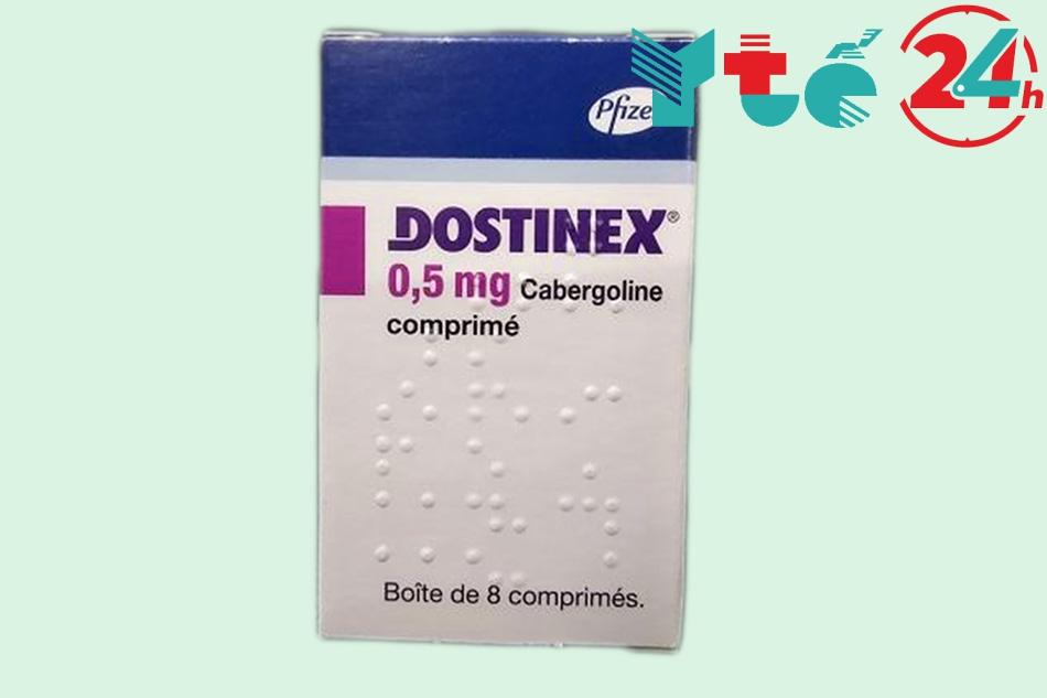 Tác dụng của Dostinex