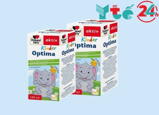 Kinder optima doppelherz
